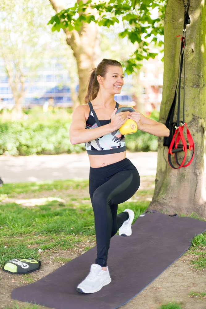 3 Reasons why you should include Kettlebells in your routine