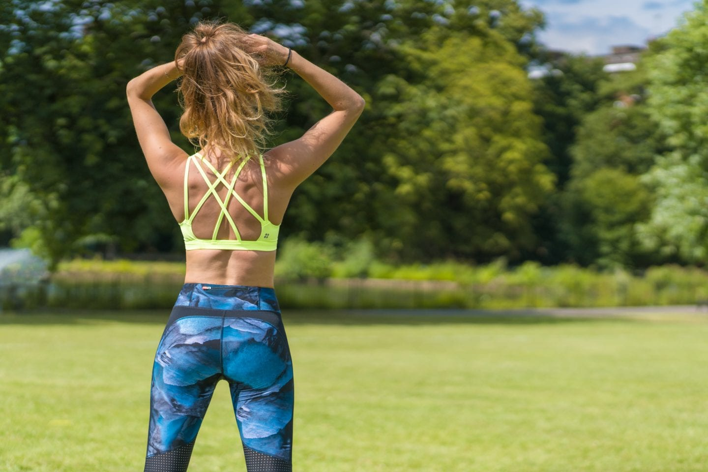 4 Reasons why you should take your Workout Outside