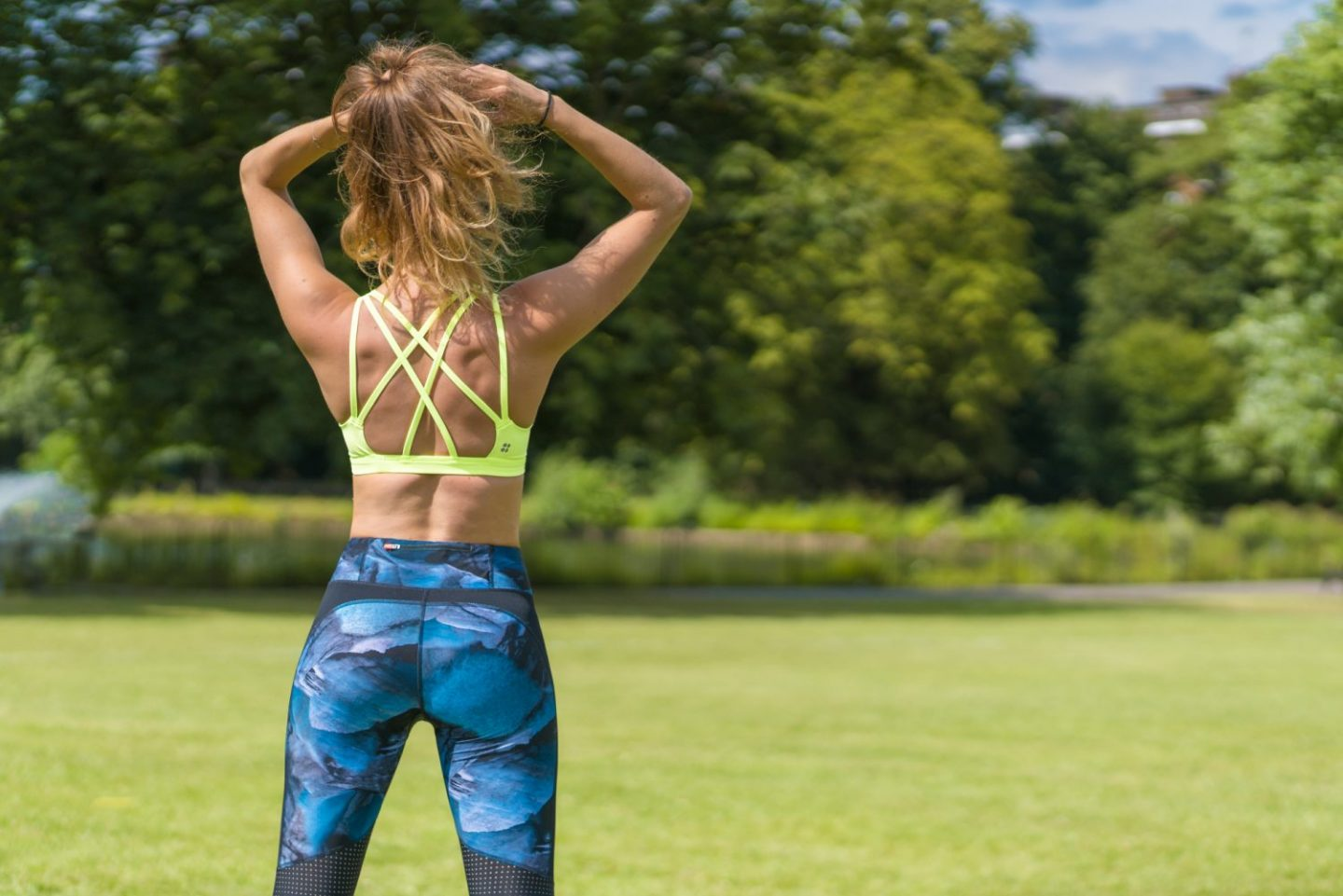 4 REASONS WHY YOU SHOULD TAKE YOUR WORKOUT OUTDOORS