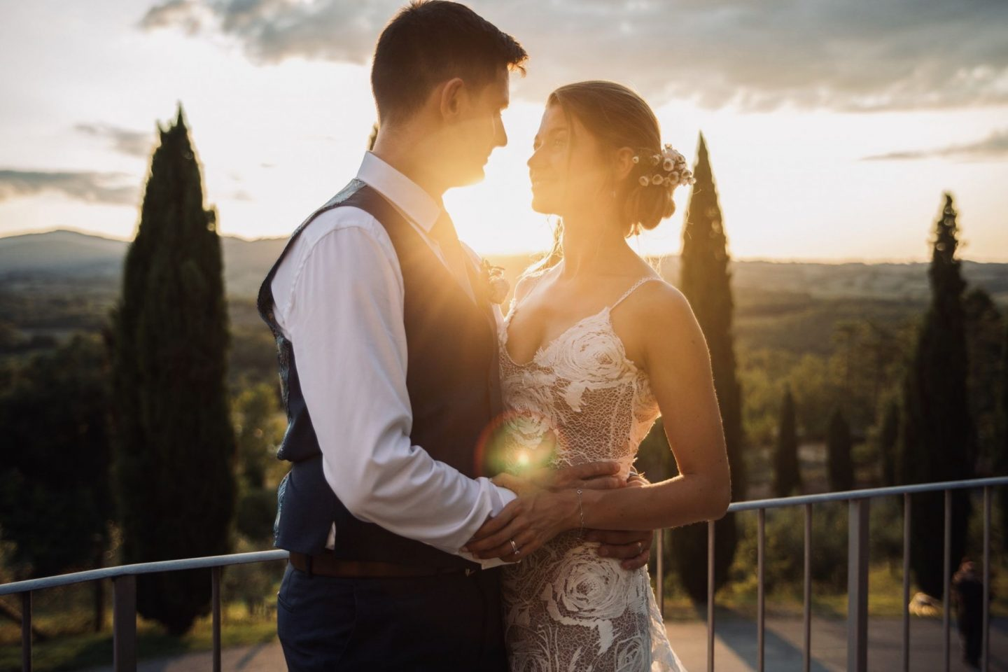 My Dreamy Wedding Under the Tuscan Sun