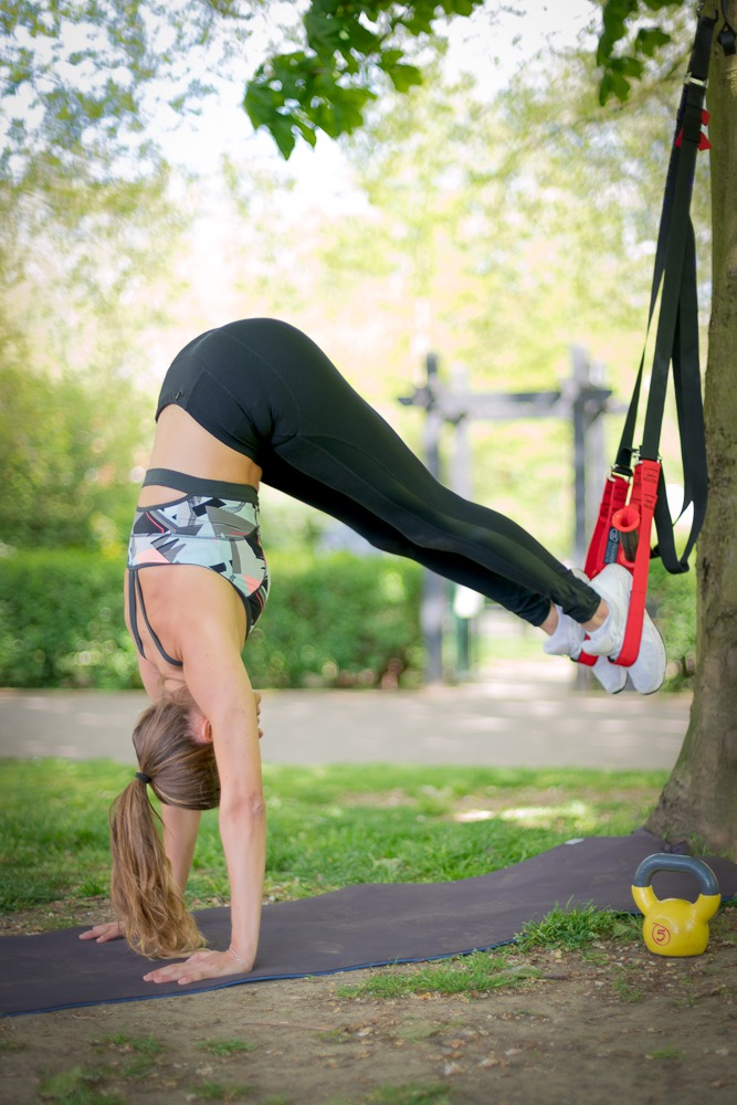 TRX: Fight gravity in your training