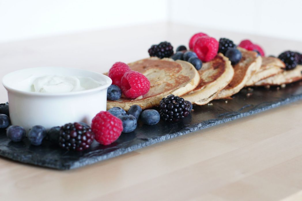 MY FAVOURITE 2 PANCAKES RECIPES WITH A HEALTHY TWIST