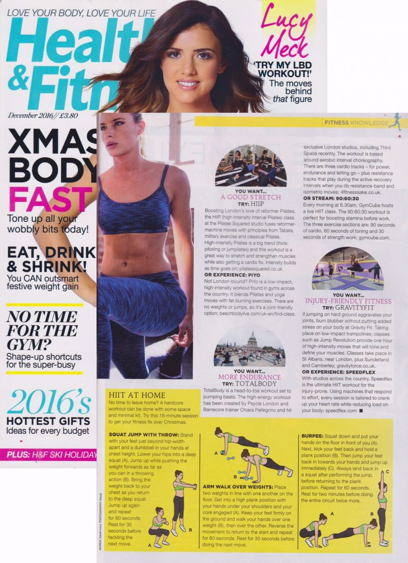health&Fitness mag