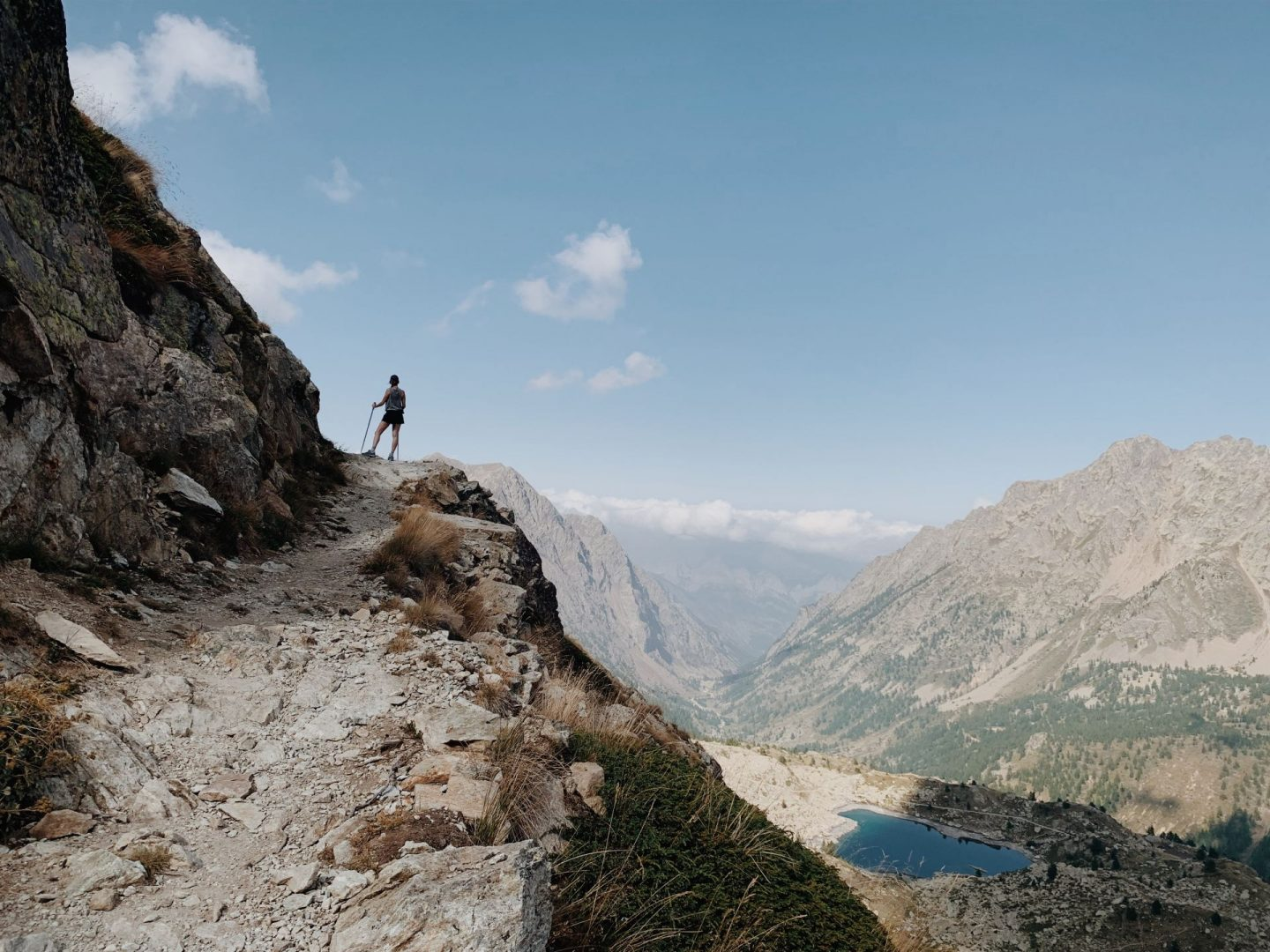 Ring Hike of Sant' Anna Lakes & Passes – Stura Valley – Italy
