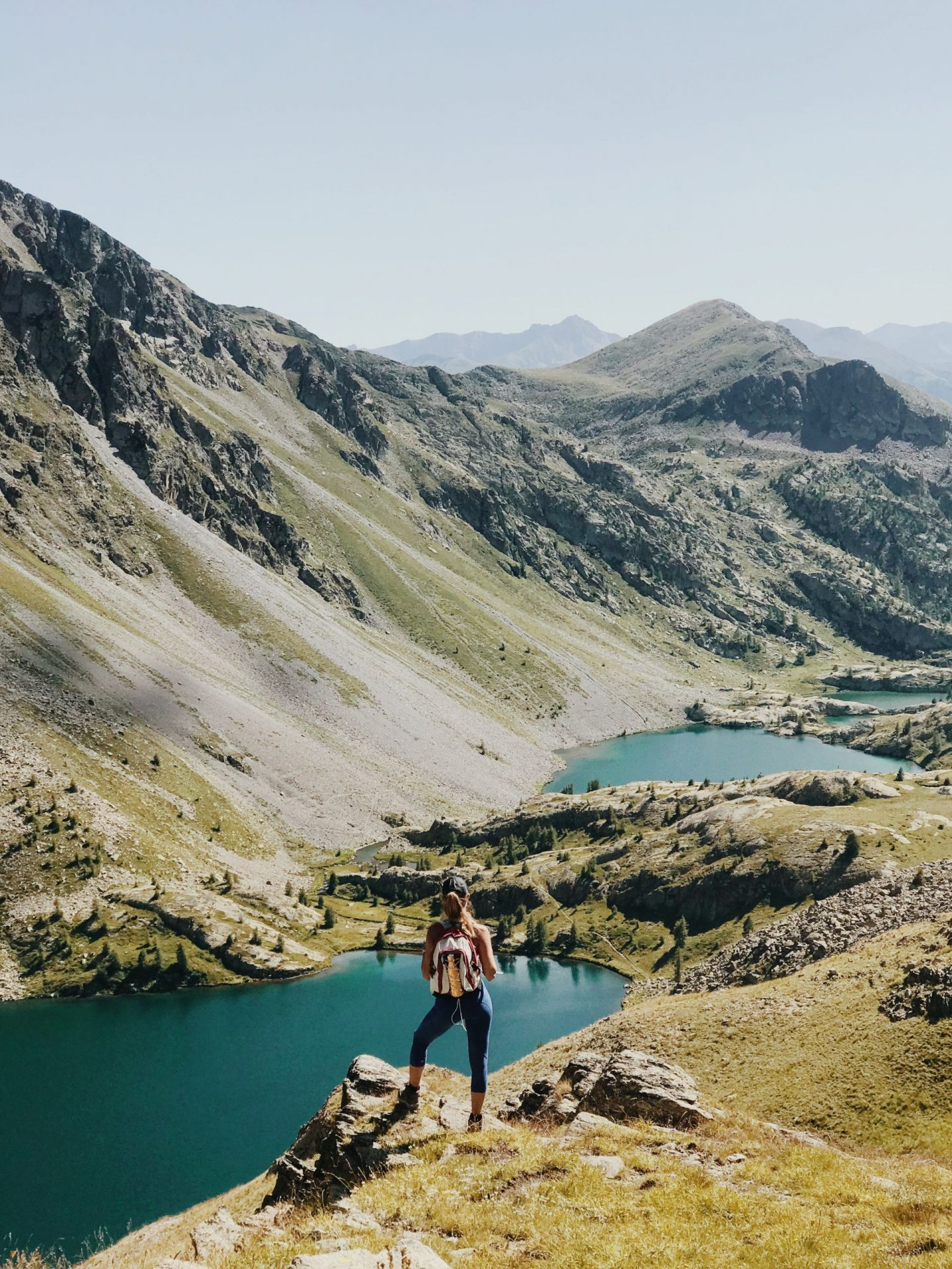 Hike to Vens Lakes and Tortisse Arc – Mercantour National Parc – France/Italy