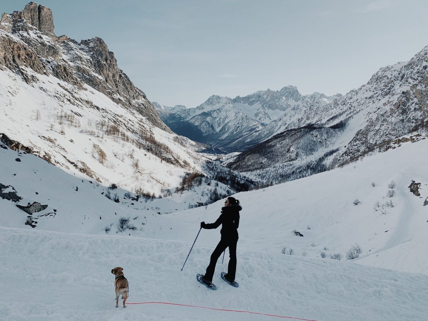 Snowshoes Hike to the Maurin Pass (Col de Mary) – Maira Valley – Italy