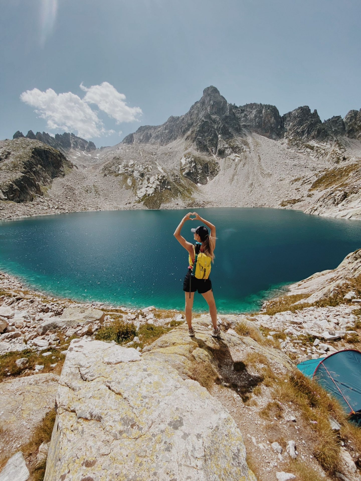 Ring Hike to Portette, Claus & Valscura Lakes – Gesso Valley