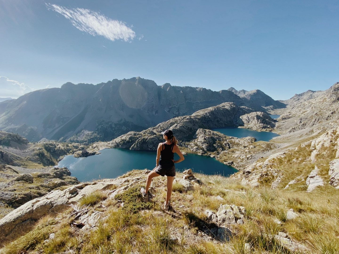 2-Day Hike in the Valley of Wonders + Alpine Climb to Lac de l'Agnel – Parc du Mercantour, France